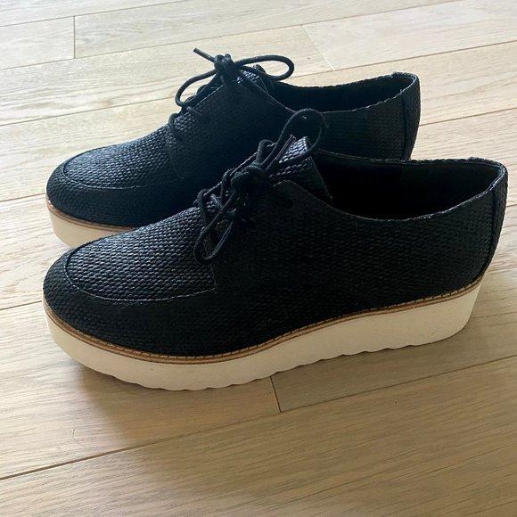 Vince Shoes   Zina Platform Oxfords